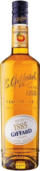 Ликер Giffard, Mandarine Liqueur, 0.7 л