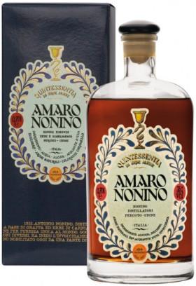 Ликер Nonino Amaro Quintessentia, gift box, 0.7 л