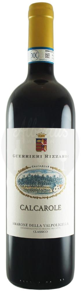"""Вино Guerrieri Rizzardi, """"Calcarole"""", Amarone Classico della Valpolicella DOCG, 2011"""