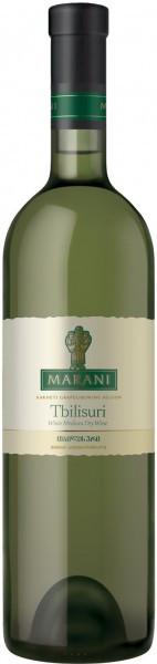 "Вино Telavi Wine Cellar, ""Marani"" Tbilisuri"