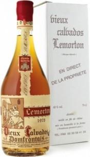 Кальвадос Calvados Lemorton Vintage 1978, gift box, 0.7 л