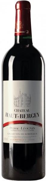 Вино Chateau Haut Bergey, Pessac Leognan AOC 2002