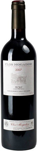"""Вино """"Clos Mogador"""", Priorat DOC, 2007"""