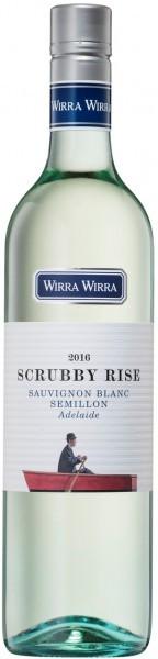 """Вино """"Scrubby Rise"""" Sauvignon Blanc-Semillon, 2016"""