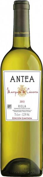 "Вино Marques de Caceres, ""Antea"" Blanco Fermentado Barrica, 2013"