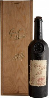 Коньяк Lheraud Cognac 1914 Grande Champagne, 0.7 л