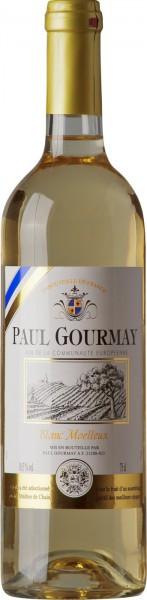 Вино Paul Gourmay, Blanc Moelleux