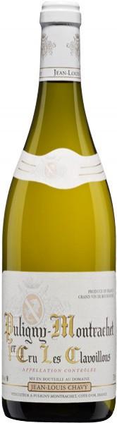 """Вино Domaine Jean-Louis Chavy, Puligny-Montrachet, 1er Cru """"Les Clavoillons"""", 2010"""