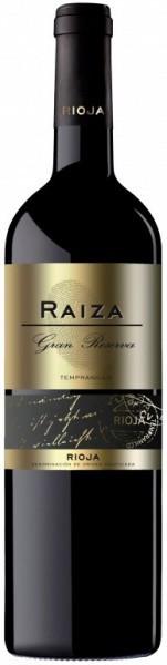 """Вино Vicente Gandia, """"Raiza"""" Gran Reserva, Rioja DOC"""