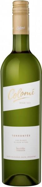 """Вино """"Colome"""" Torrontes, 2015"""