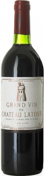 Вино Chateau Latour Pauillac AOC 1-er Grand Cru Classe 2003