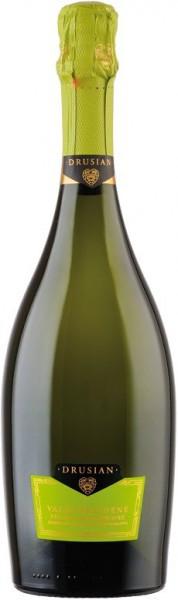 Игристое вино Drusian, Valdobbiadene Prosecco Superiore DOCG Spumante Brut, 2013