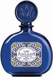 Текила Los Azulejos Reposado, 0.75 л