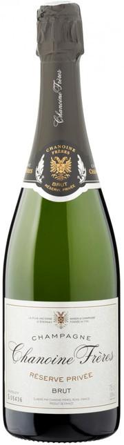 """Шампанское Chanoine, """"Reserve Privee"""" Brut"""