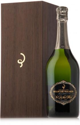 Шампанское Billecart-Salmon, Clos Saint-Hilaire, 1998, gift box