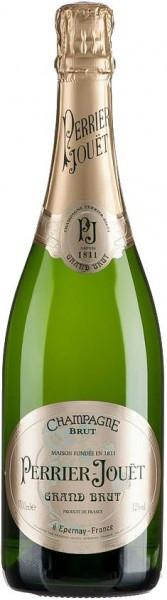 Шампанское Perrier-Jouet, Grand Brut, Champagne AOC