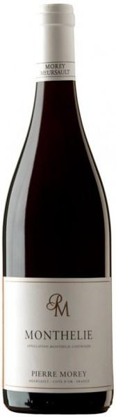 Вино Domaine Pierre Morey, Monthelie AOC, 2004