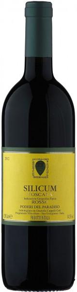 "Вино Poderi del Paradiso, ""Silicum"", Toscana IGT, 2012"