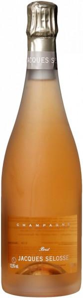 Шампанское Jacques Selosse, Brut Rose, Champagne AOC