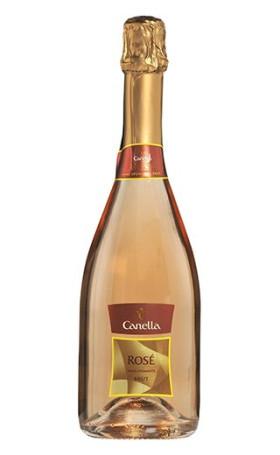 Просекко Casa Vinicola Canella Rose Brut 0.75л