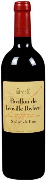 Вино Chateau Leoville Poyferre, Pavillon de Leoville Poyferre, Saint-Julien AOC, 2011