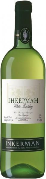 Вино Inkerman, White Semidry
