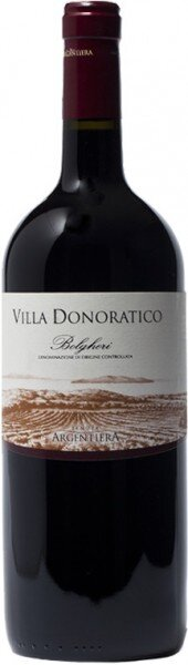 "Вино Argentiera, ""Villa Donoratico"", 2009, 1.5 л"