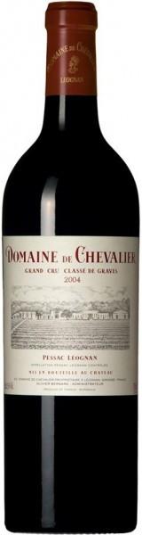 Вино Domaine De Chevalier Rouge Pessac-Leognan AOC Grand Cru 2004