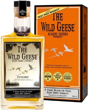 "Виски ""Wild Geese"" Rare Irish, gift box, 0.7 л"