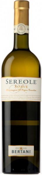"""Вино Bertani, """"Sereole"""", Soave DOC, 2011, 0.375 л"""