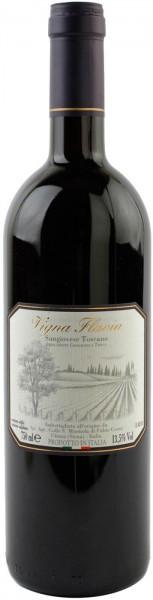 """Вино Colle Santa Mustiola, """"Vigna Flavia"""", Toscana IGT, 2010"""
