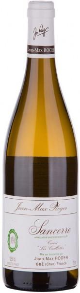 "Вино Jean-Max Roger, Sancerre Blanc АОC ""Les Caillottes"", 2016"