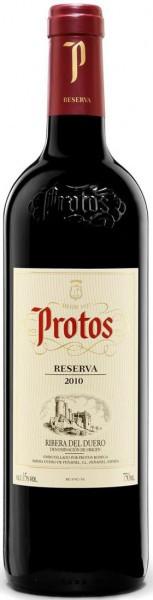 """Вино """"Protos"""" Reserva, 2010"""
