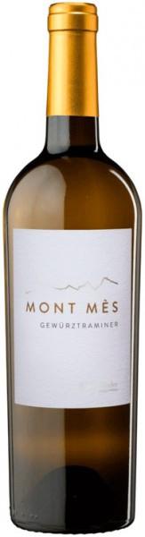 """Вино Castelfeder, """"Mont Mes"""" Gewurztraminer, Mittelberg IGT, 2015"""