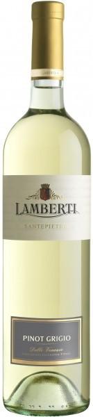 Вино Lamberti Pinot Grigio Delle Venezie IGT