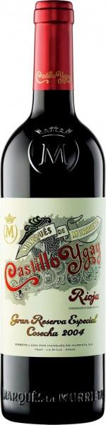 Вино Marques de Murrieta, Castillo Ygay Gran Reserva Especial, 2004