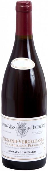 "Вино Domaine Baron Thenard, Pernand-Vergelesses Premier Cru ""Ile des Vergelesses"", 2010"
