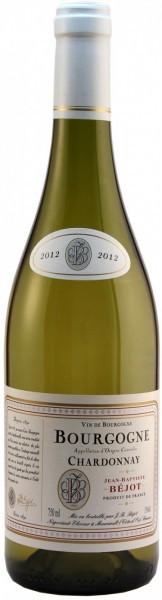 Вино Bejot, Bourgogne Chardonnay AOC, 2012