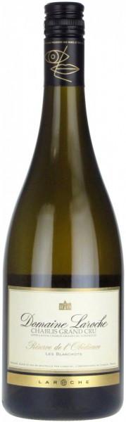 """Вино Domaine Laroche, Chablis Grand Cru """"Reserve de l'Obedience"""", 2009"""