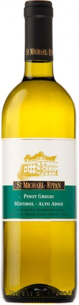 Вино San Michele-Appiano, Pinot Grigio, Alto Adige DOC, 2010