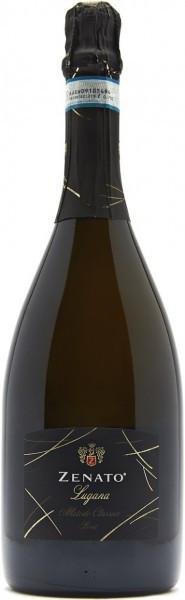 Игристое вино Zenato, Lugana Brut Metodo Classico DOC