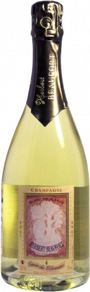 """Шампанское Herbert Beaufort, """"Cuvee du Melomane"""" Blanc de Blancs, Bouzy Grand Cru"""