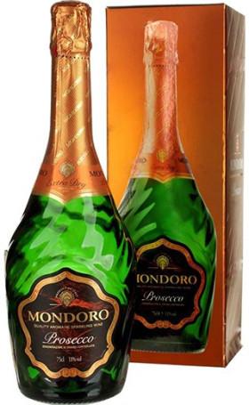 Просекко Mondoro Prosecco gift box 0.75л