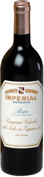 """Вино CVNE, """"Imperial"""" Reserva, Rioja DOC, 2001"""