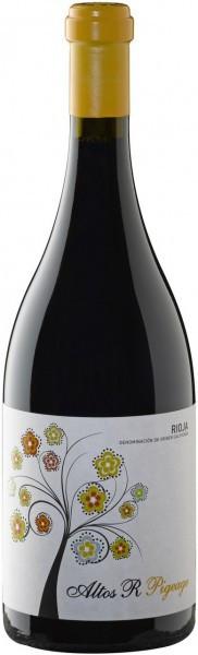 """Вино """"Altos R"""" Pigeage, Rioja DOC"""