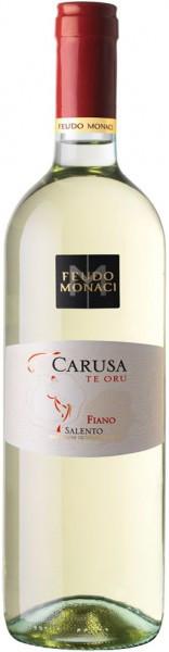 "Вино Castello Monaci, ""Carusa Te Oru"", Salento IGT, 2010"