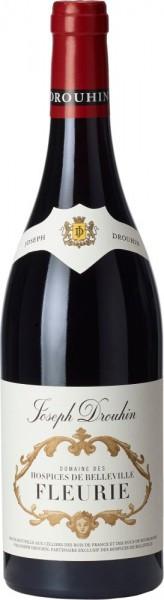 """Вино Joseph Drouhin, Fleurie """"Domaine des Hospices de Belleville"""" AOC, 2014"""