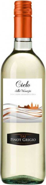 Вино Cielo e Terra, Tai Pinot Grigio, Venezie IGT, 2014