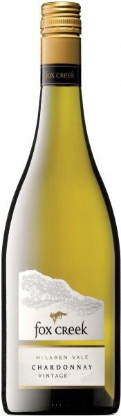 Вино Fox Creek, Chardonnay, 2011