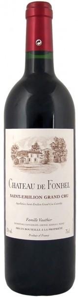 Вино Chateau de Fonbel, Saint-Emilion Grand Cru 2007